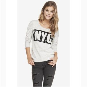 Tops - Expresss tunic sweater